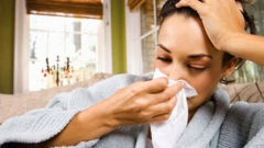 Хранене и билки при грип