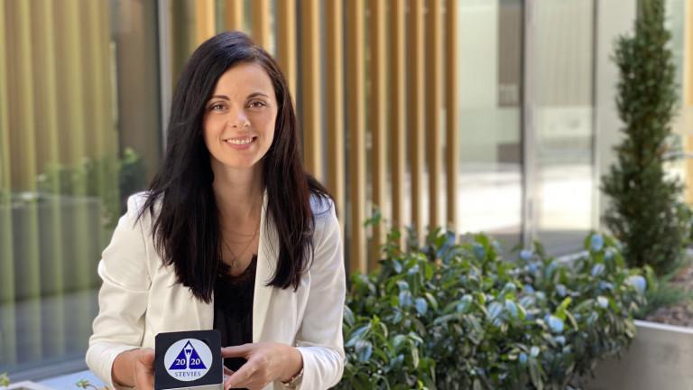 Стела Точева, директор Продажби за Modis Bulgariaи ЕМЕА региона, е