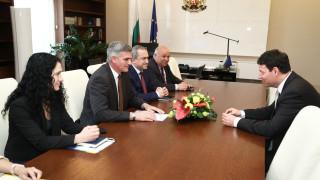 Стефан Янев потвърди позицията ни за РСМ пред посланика на Словения у нас