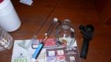Разкриха лаборатория за синтетична дрога в Пазарджик