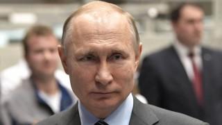 Колко е официалното богатство на Владимир Путин?