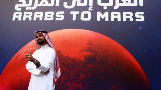 Кой взе предимство в космическата надпревара за Марс