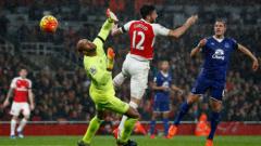 ВИДЕО: Арсенал излъга Евертън