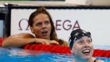 Лили Кинг добави световна към олимпийската си титла на 100 метра бруст