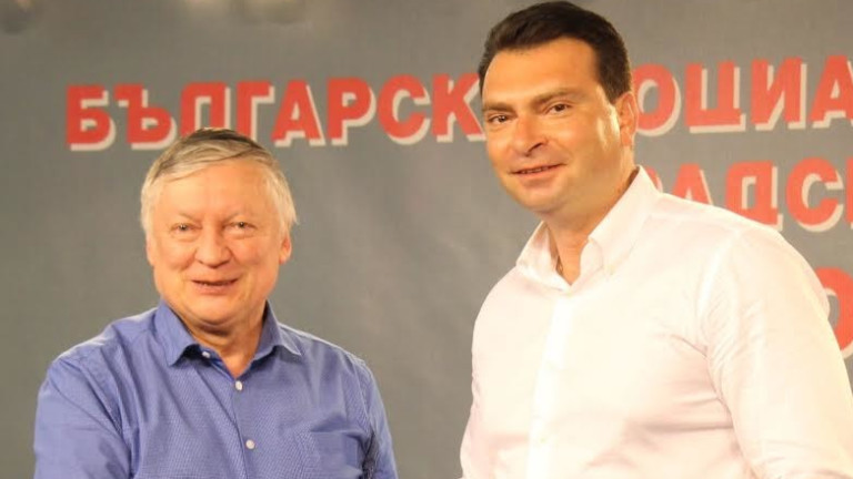 Депутат на Путин охули България пред Калоян Паргов