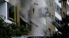 Експлозия удари жилищна сграда в шведския град Гьотеборг, 25 в болница
