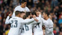 Реал с цял отбор национали