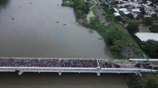 """Пентагонът спря да нарича """"Предан патриот"""" операцията по границата с Мексико"""