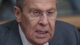 """Лавров неприятно изненадан от поредната """"мегафонна дипломация"""" на Запада"""