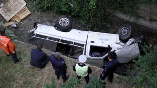 Румънец загина в катастрофа близо до Дупница