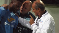 Първи конфликт между Делио Роси и играчите на Левски