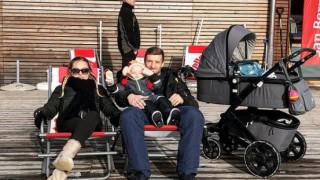 Михайлович ще живее в София с цялото си семейство