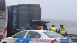 Катастрофиралите в Унгария българи пътували към родината