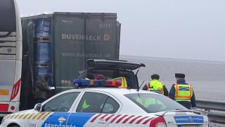 Съдът на ЕС установи, че Унгария събира двойно мито от турски превозвач