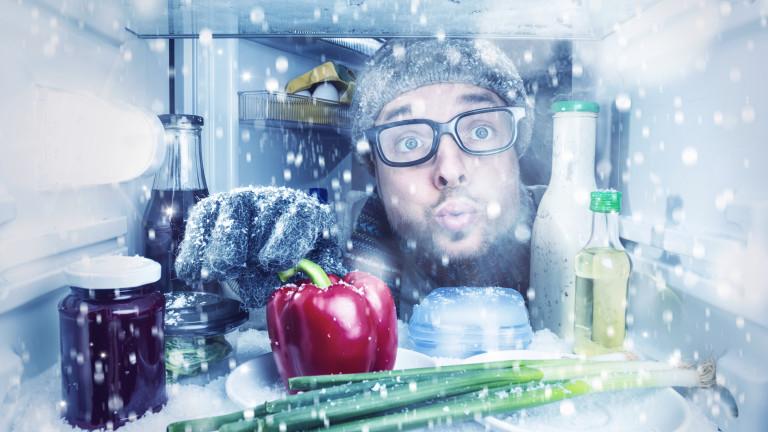 Снимка: Какъв е срокът на годност на замразените продукти