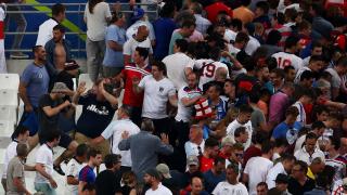 Руските хулигани в Марсилия били обучени за биячи