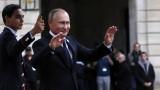 Нормално е Европа да иска армия, обясни Путин в Париж