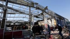 38 души загинаха при двоен атентат в Ирак