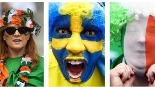 Най-готините фенове и фенки на Евро 2016 (ГАЛЕРИЯ)