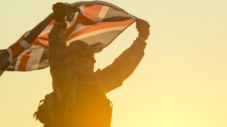 САСи други британски специални сили (ЮКСФ) са готови да получат