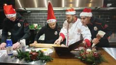 ЦСКА спази традицията и поздрави по оригинален начин феновете си за Коледа