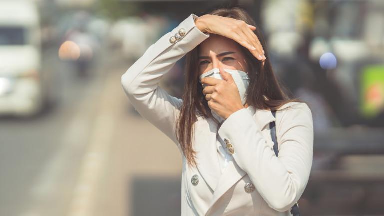 Излагането на замърсен въздух значително увеличава риска от безплодие. Това