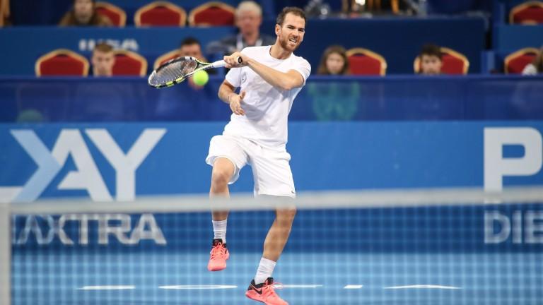 Адриан Манарино вдигна първа купа от ATP в Хертогенбош