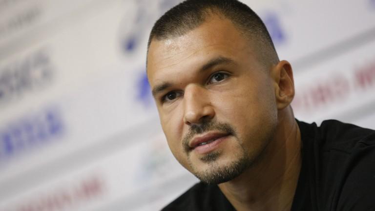 Един от най-популярните и опитни български футболисти, създал си високо