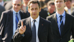 Арестуваха Никола Саркози