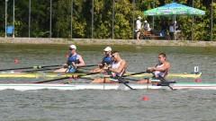 Четири български лодки на Световната купа по гребане в Пловдив