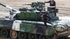 Руската армия се въоръжава и с танк Т-90М