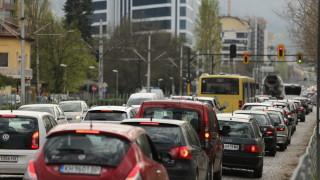 Близо 500 000 автомобила напуснаха София за празниците