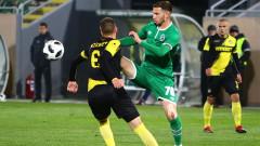 Ботев (Пловдив) - Лудогорец 0:1, Жоржиньо открива резултата