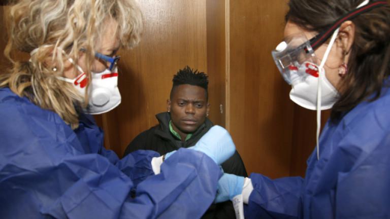 Резултатите от първите тестове за коронавирус в Лудогорец са негативни,