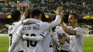 Валенсия се похвали с трансферен удар