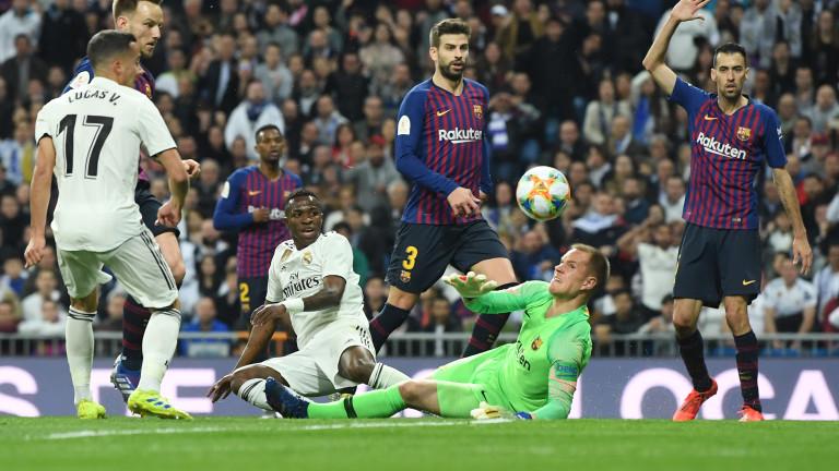 Вратарят на Барселона Марк-Андре тер Стеген направи много любопитно разкритие,