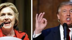 Тръмп скъсява дистанцията с Клинтън
