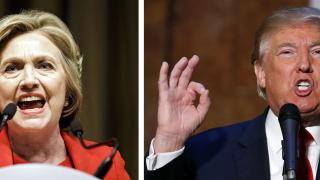 11% преднина за Клинтън пред Тръмп, сочи ново допитване