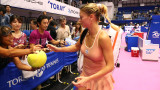 Камила Джорджи отказа Виктория Азаренка в Токио