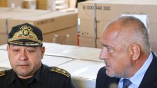 Нашите славни граничари постигнаха нулева нелегална миграция, горд Борисов