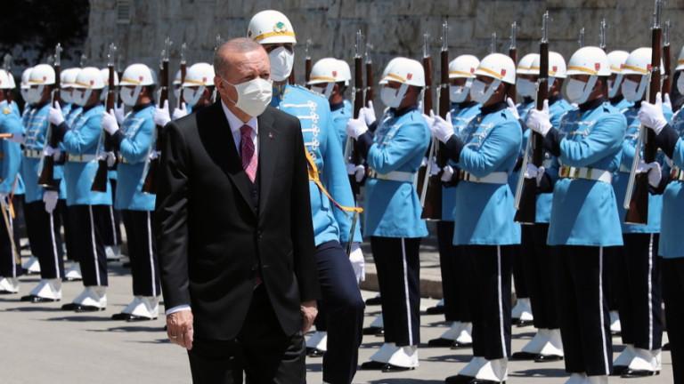 Мегапроект: Турция ще строи свой Пентагон, по-голям от този в САЩ