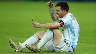 Нов рекорд на Лео Меси, но не във футбола