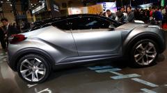 Toyota ще произвежда новия си кросоувър в Турция