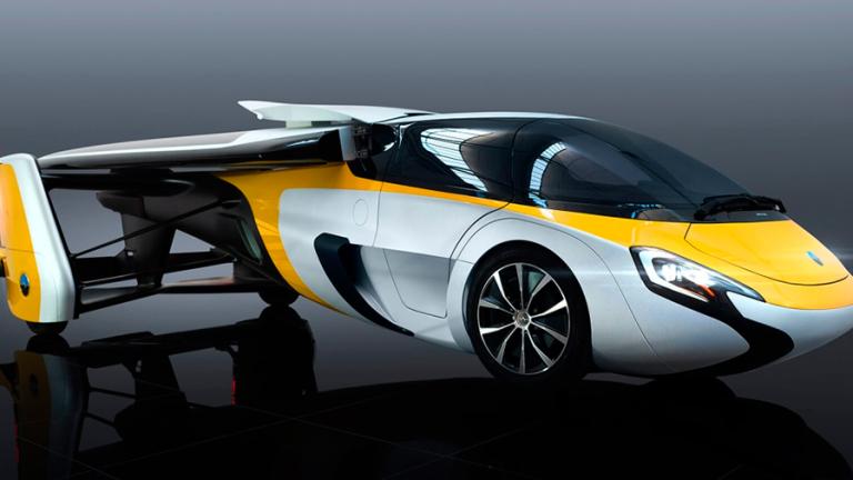 Словашка компания показа летящ автомобил за €1,2 милиона (ВИДЕО)