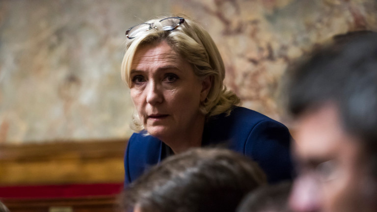 В София пристигна лидерът на френската партия