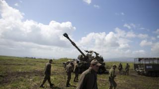 Израел отново удари Хамас след детонирана бомба