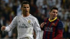 Лионел Меси не вкарва гол - Барса громи Реал