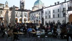 Населението на Италия се топи и застарява