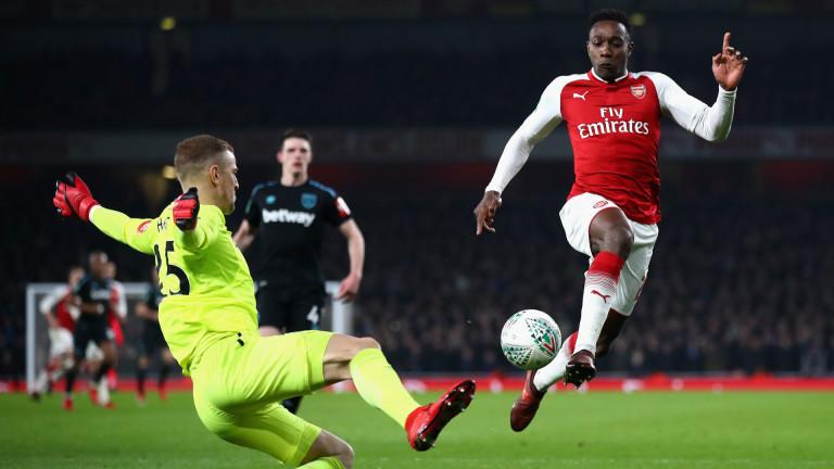 Дани Уелбек няма бъдеще в Арсенал