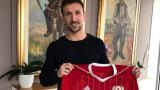 Запознайте се с Укра - новата звезда на ЦСКА